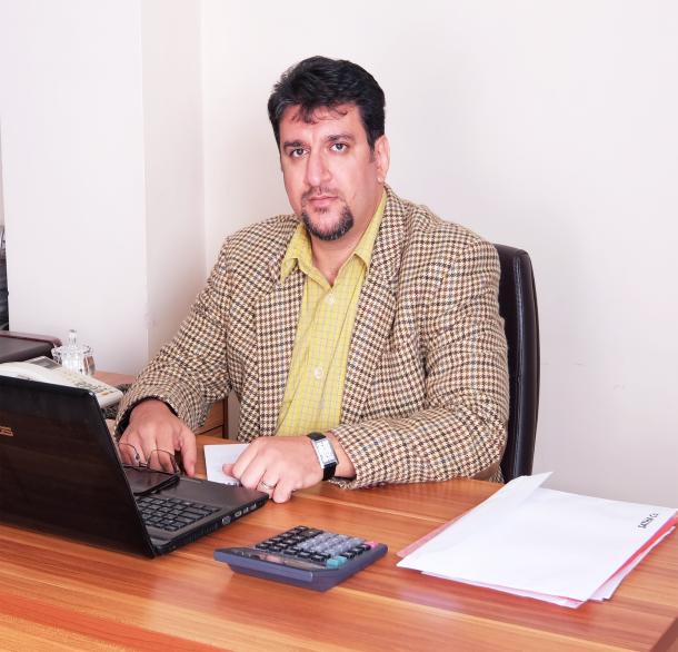 Mahdi Zarfeshani